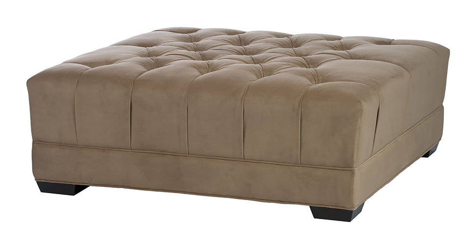 The Large Jessica Ottoman